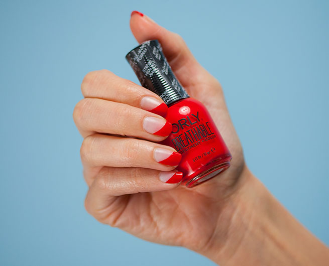 Orly Breathable Treatment Color Orly Beauty